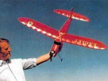 Eaglet x2  model airplane plan