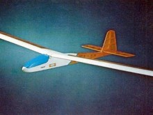 Starter model airplane plan