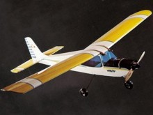 Windy model airplane plan