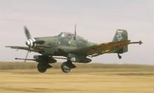 Ju 87 Stuka model airplane plan