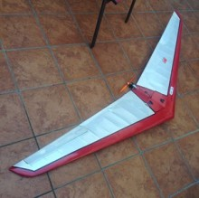 Klingberg Wing model airplane plan