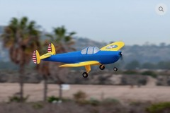 Erco Ercoupe model airplane plan