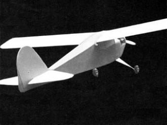 Austrish model airplane plan