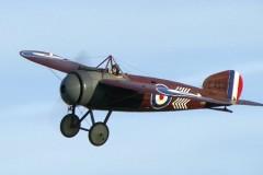 Bristol Monoplane Scout model airplane plan
