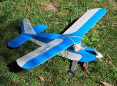 Chatterbox model airplane plan