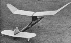 Clubman model airplane plan