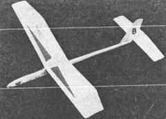 Crofter model airplane plan