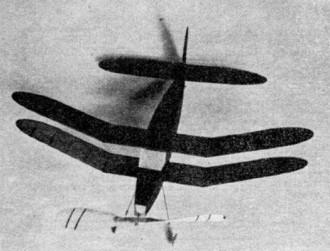 Daedelus model airplane plan