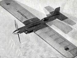 Firebrand MkII model airplane plan