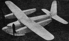 G.B 2 model airplane plan