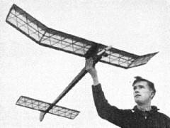 Heatwave model airplane plan