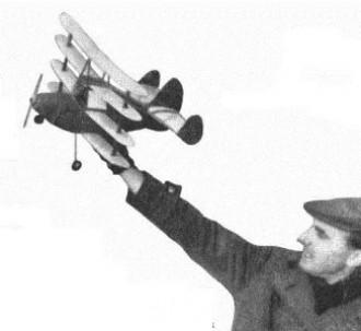 Kwod model airplane plan