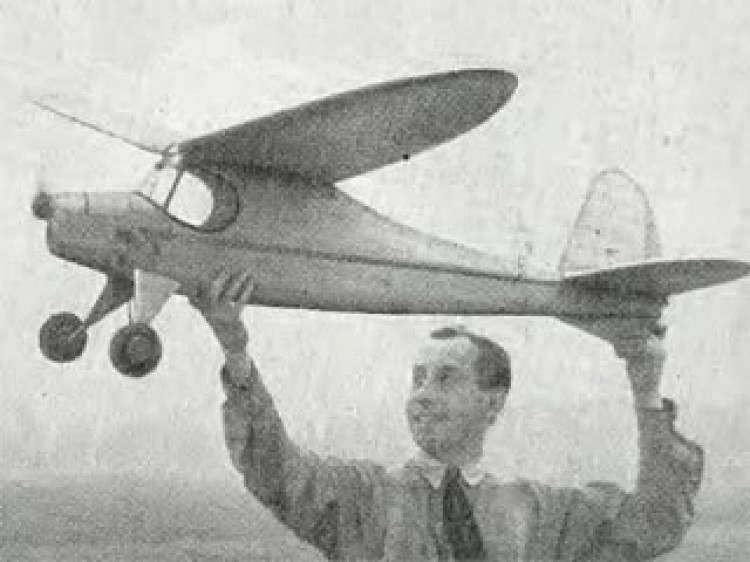 Phoenix model airplane plan