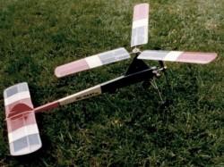 Ro-dart model airplane plan
