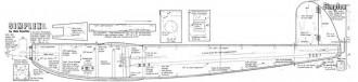 Simplex model airplane plan
