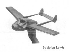 Sipa 200 model airplane plan