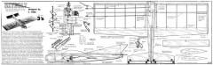 Skybolt model airplane plan