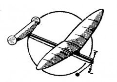 Wasp model airplane plan