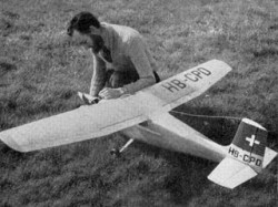 Cessna 172 model airplane plan