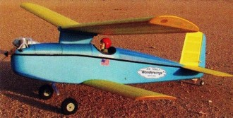 Wonderwings model airplane plan