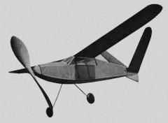 Champ Maker model airplane plan