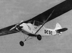 Eliminator model airplane plan