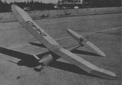 Sea Hawk   model airplane plan