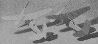 Spee Dee model airplane plan