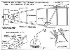 Trophy Winner Zealand model airplane plan