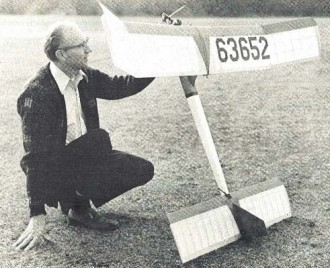 720 Turn model airplane plan