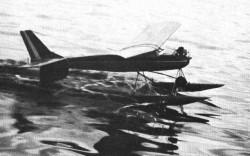 Aqua Vent Floats model airplane plan