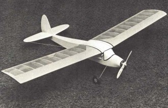 Bushmaster model airplane plan