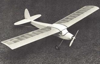Bushmaster model airplane plan