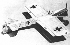 Das Kraut model airplane plan