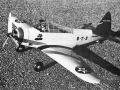 Douglas Devastator model airplane plan