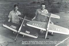 Gladiator CL model airplane plan