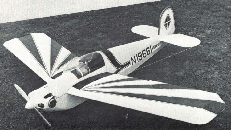 Jungster model airplane plan
