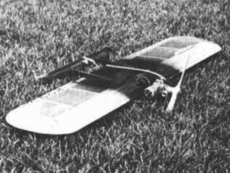 Killer model airplane plan