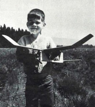 Mini Rod model airplane plan