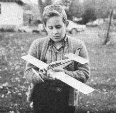 Musketeer model airplane plan