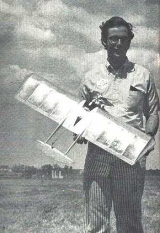 Nemesis II model airplane plan