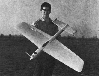 PA-6 model airplane plan