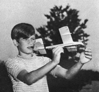 Patriot model airplane plan