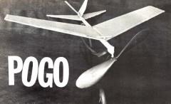 Pogo model airplane plan