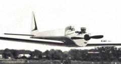 Prairie Duster model airplane plan