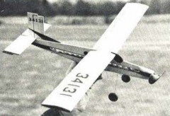 Profile Porter model airplane plan