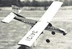 Profile Porter model airplane plan