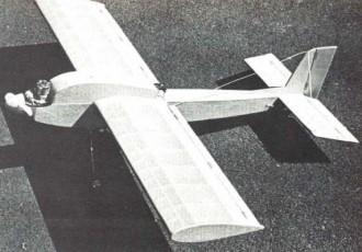 Quasimodo model airplane plan