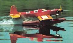 Quick Float model airplane plan