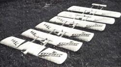 Scorpion model airplane plan